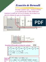 Ejemplos Ec de Bernoulli