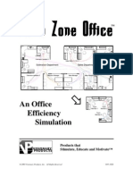 Lean Office Simulation 2