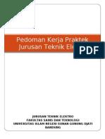 Pedoman KP Elektro