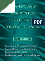 Tendencias y Corrientes Pedagogicas.ppt