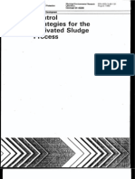 Control Strategies for the Activated Sludge Process