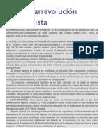 La contrarrevolución monetarista11