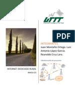 Internet Dedicado Rural