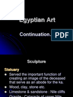 Egyptian Art Report