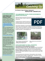 SEQ Catchments catching Up Newsletter Stanley Upper Brisbane January 2013