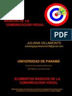 elementos de la comunicación visual