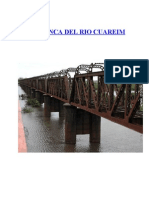 Cuenca Del Rio Cuareim