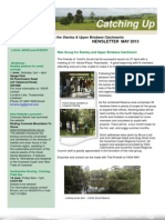 SEQ Catchments catching Up Newsletter May 2013