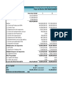 Analisis de financiamiento