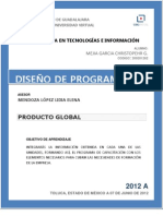 Producto Global