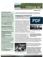 SEQ Catchments catching Up Newsletter Stanley Upper Brisbane February 2012