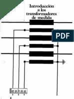Introduccion a Los Transformadores de Medida(Arteche)
