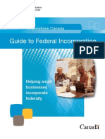 Guide to Federal Incorporation_Guide_2011-En