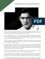 FRAY JOSÉ FRANCISCO DE GUADALUPE MOJICA
