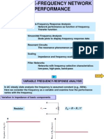 Variable Frequency Response Analysis 8 Ed