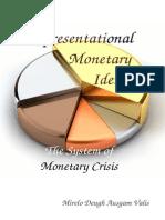 """Representational Monetary Identity (4x6"""" PDF)"""