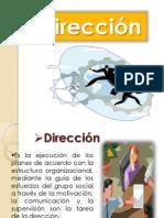 Direccion y Motivacion Exposicion