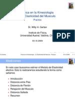 UACH Fisica en La Kinesiologia 2 2 Elasticidad Del Musculo Practico