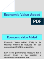 Economic Value Added1