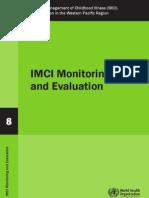IMCI M&E Info_package8