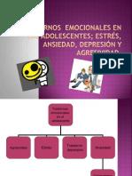 Trastornos Emocionales en Los Adolescentes