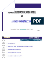 Anclajesyconstruccioness A