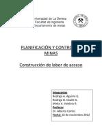 PLANIFICACIÓN Y CONTROL DE MINAS TERMINADO 2.0