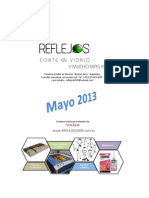 Catalogo MAYO 2013.PDF Vidrios(1)