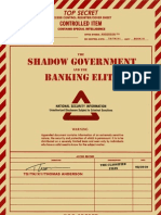 The Shadow Government and Banking Elite