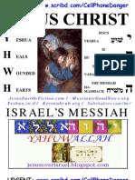 Cell Phone Danger Christian Outreach Card