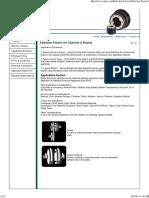 Electromagnetic Brake & Clutch Selection Factors