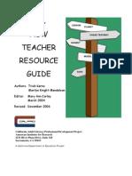 Esl Resource Guide