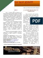 1º_Boletim_Informativo_-_VI_JOINPP
