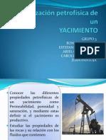 Caracterización petrofísica de un yacimiento 2doc