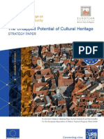 The Untapped Potentials of Cultural Heritage