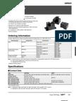 POWER PCB RELAY