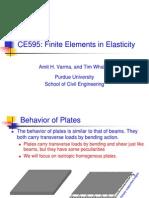88120444 Finite Elements in Elasticity