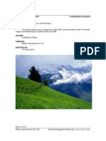 9.SAP OSS1 & Maintaing System Data