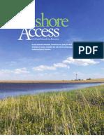 Onshore Access Brochure