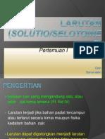Larutan (Solutiones)