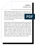 Project Report on Industrial Automation