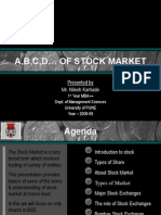 13486221 Basics of Stock Market