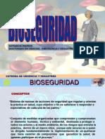 Bioseguridad y Proteccion Biomedica