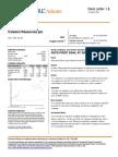 Broker Note, Caledon Resources, 21/03/2007 (Canaccord Adams)
