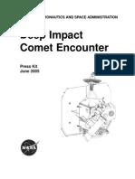 Deep Impact Satellite History