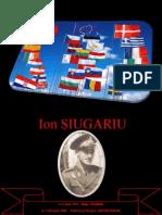 Album Bilingv romano-slovac - poet-erou Ion SOREANU-SIUGARIU.