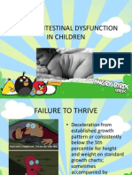 GASTROINTESTINAL DYSFUNCTION IN CHILDREN.pptx