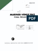 Mariner Satellite History