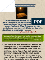 La Ciencia y La Biblia