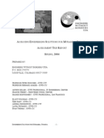 2004 EWB Rwanda Technical Report